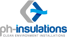 P.H. Insulations Ltd - Clean Environment Installations